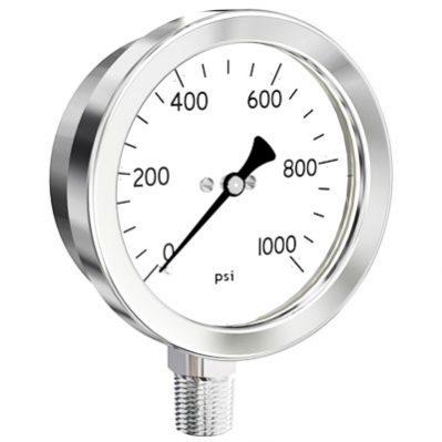 Đồng hồ đo áp xuất mặt dầu